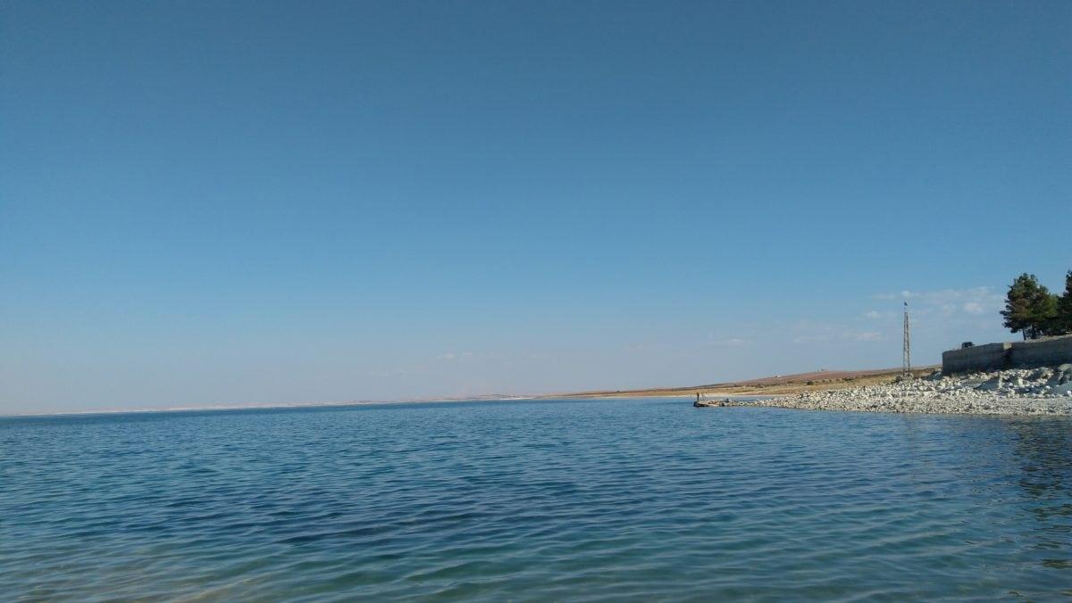 Wasser, Himmel, Meer, Ozean, Grat, Strand, Landschaft, Küste, Sand