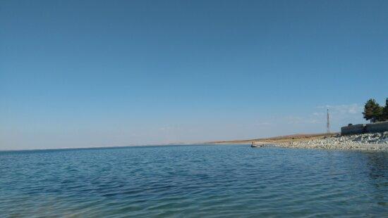 water, sky, sea, ocean, ridge, beach, landscape, coast, sand