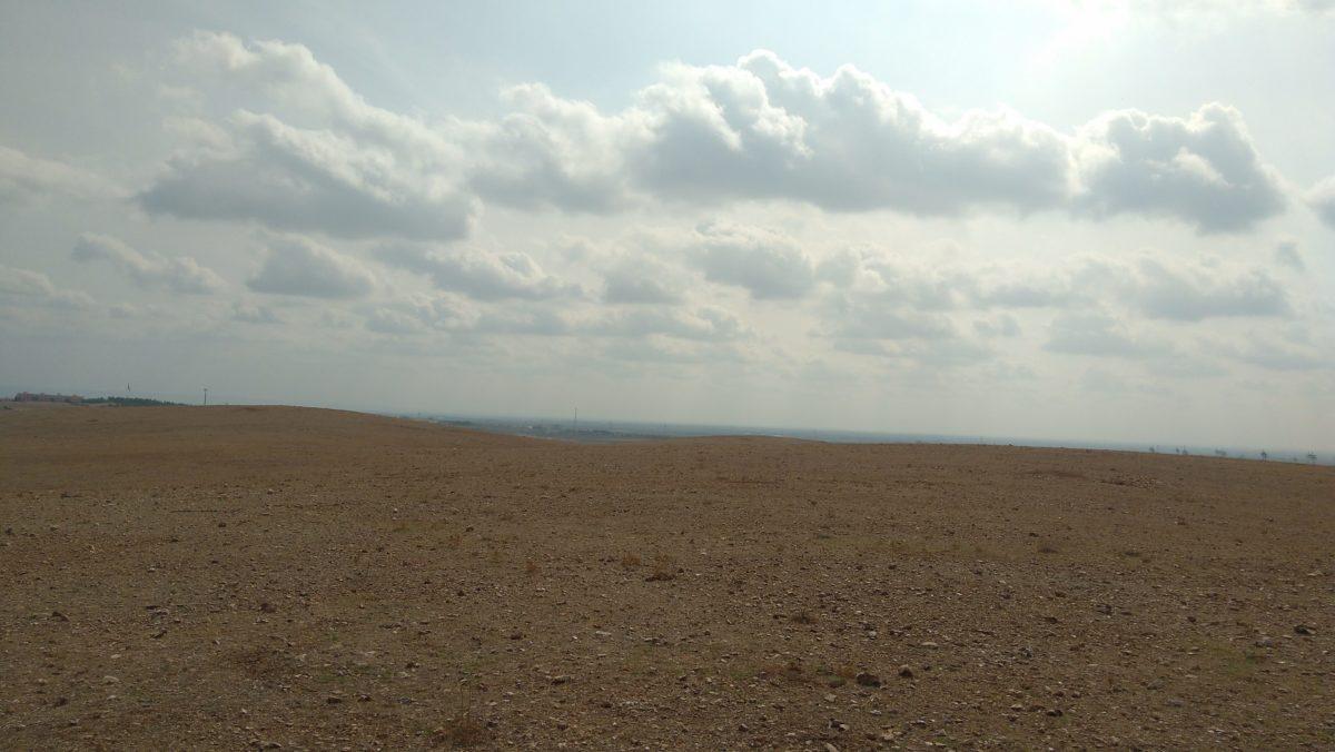 désert, ciel bleu, paysage, steppe, terre, sable, soleil, extérieur, sol