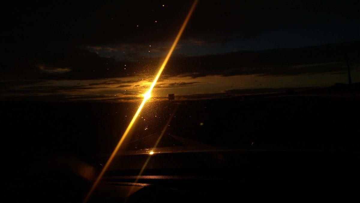 al aire libre, amanecer, noche, oscuridad, sombra