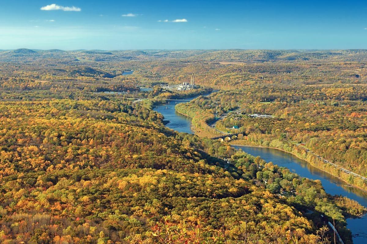ธรรมชาติ, น้ำ, แม่น้ำ, สีฟ้า, ภูมิทัศน์, ภูเขา, ต้นไม้, หุบเขา