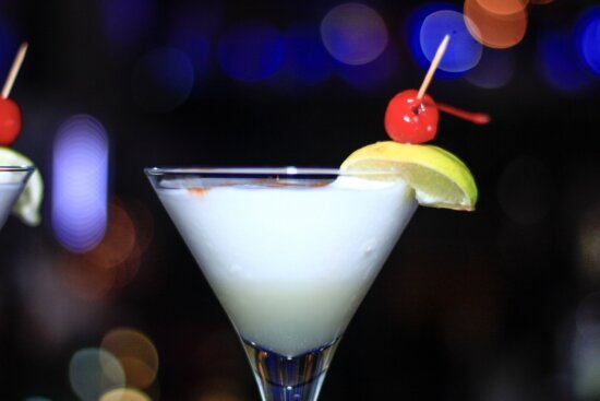 nightlife, party, white cocktail, glass, beverage, liquid, glass