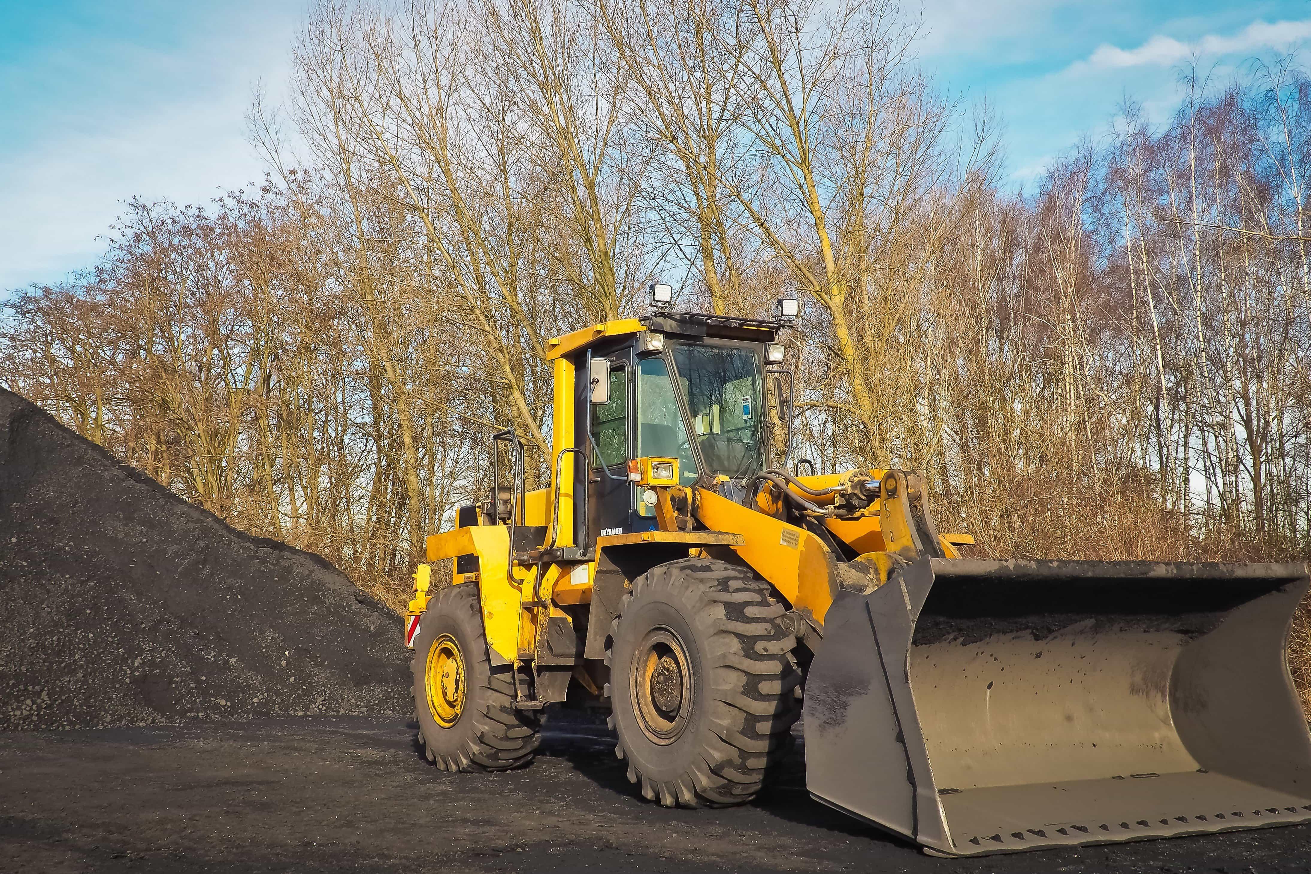Kostenlose Bild Bulldozer Boden Maschine Maschine Fahrzeug