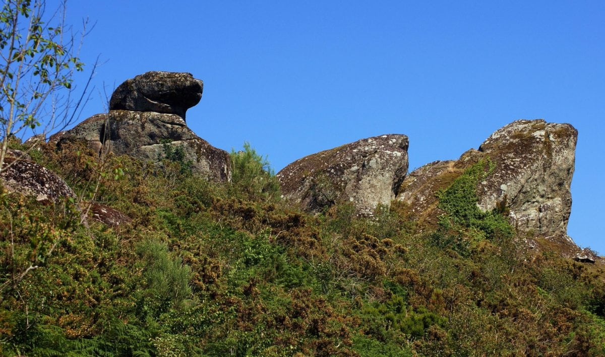 mountain, nature, landscape, sky, knoll, megalith, outdoor