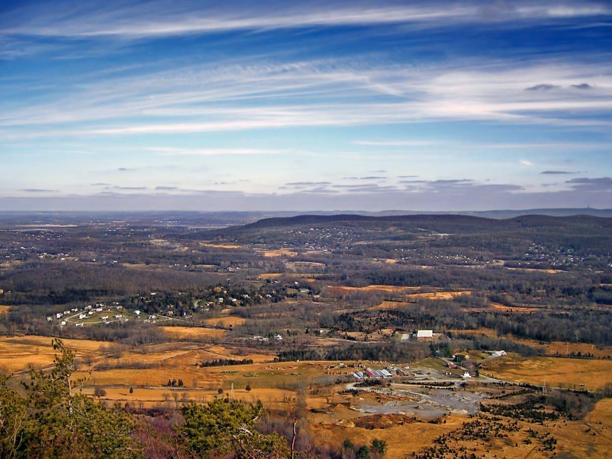 τοπίο, ακτογραμμή, μπλε ουρανός, ηλιοβασίλεμα, λόφος, κοιλάδα, σύννεφο, πεδίο, βουνό