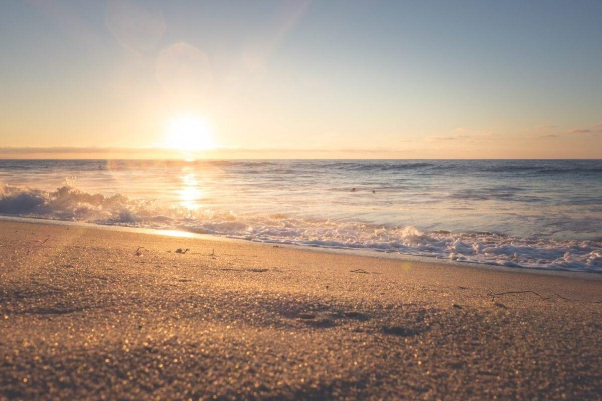 Sonnenuntergang, Strand, Dämmerung, Meer, Sonne, Wasser, Morgendämmerung, Meer, Sand, Meer