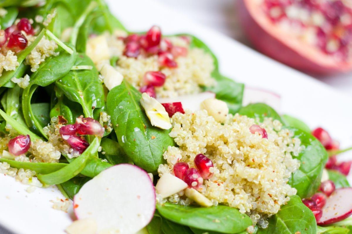zelenina, salát, předkrm, jídlo, jídlo, oběd