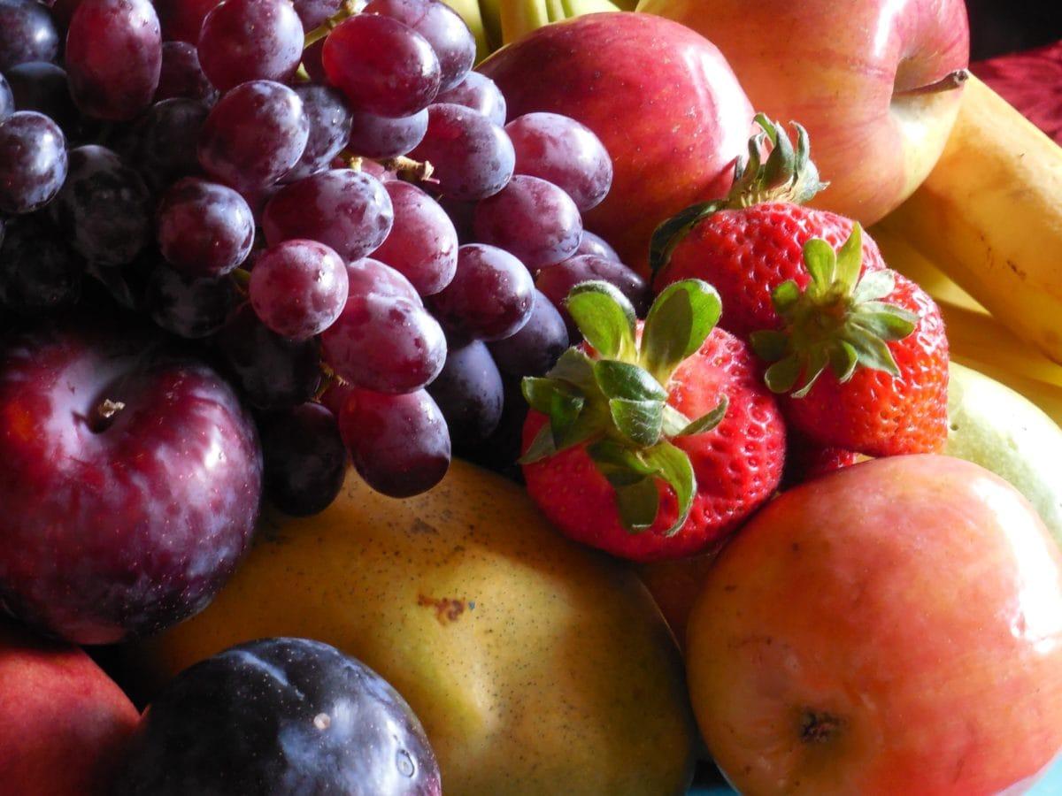 nutrição, alimento, maçã, fruta, deliciosa, baga, vitamina