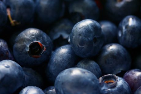 blueberry, food, fruit, berry, sweet, diet, shadow, organic, delicious