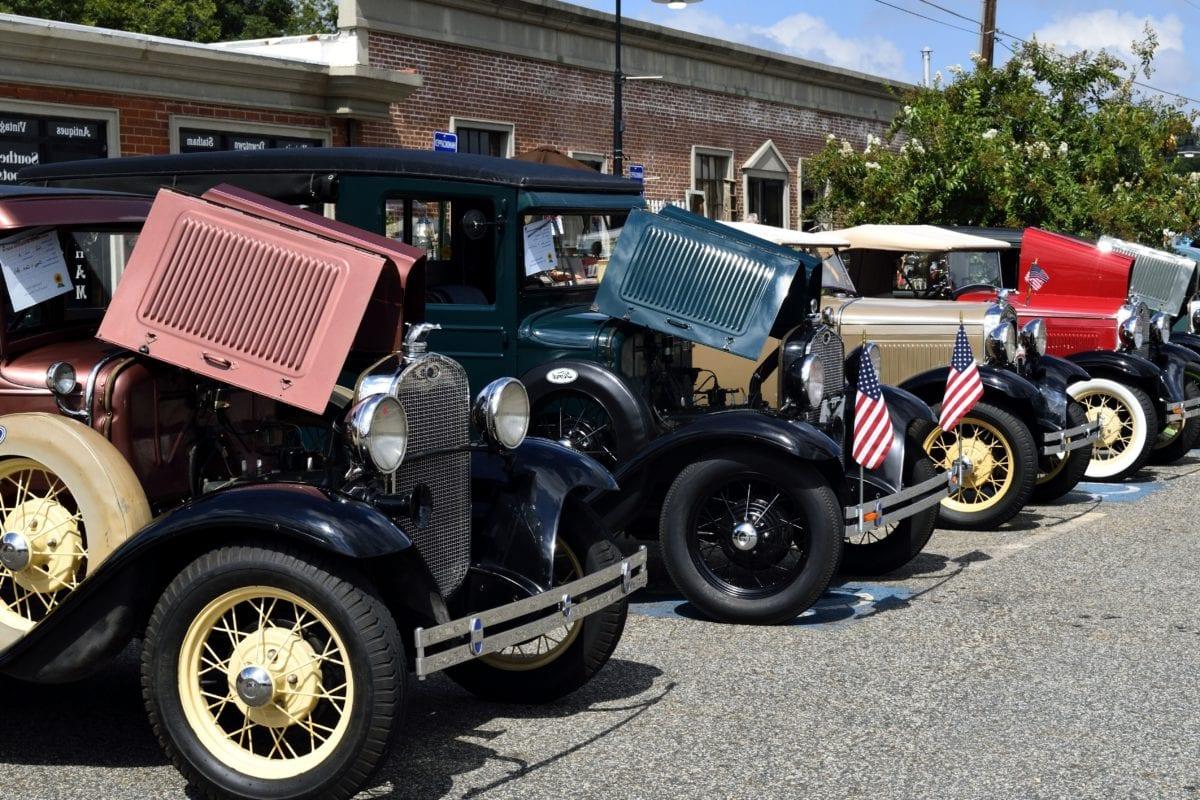авто шоу, превозно средство, Oldtimer кола, колело, кола, транспорт, авто, автомобилни