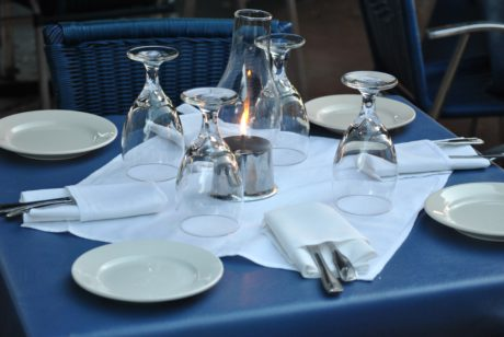 étkészlet, villák, evőeszközök, luxus, konyha asztal, kés, evőeszköz, evőeszközök