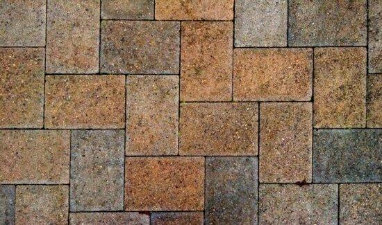 cihla, beton, vzor, cement, kostka, textura, kámen, Starý