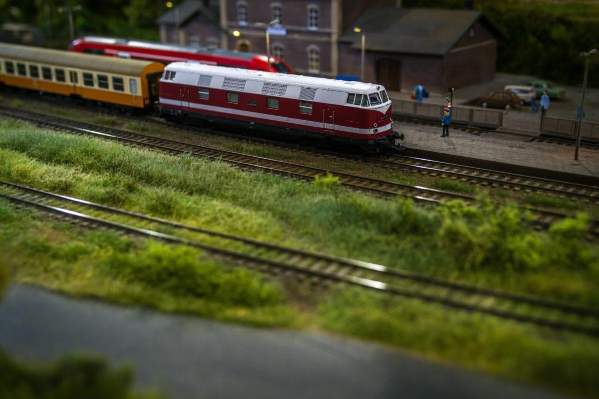 játék, vasút, motor, kocsi, forgalom, mozdony, jármű, gyors vonat