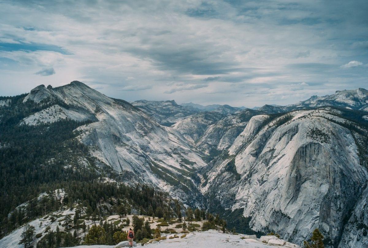 geologie, bergpiek, gletsjer, landschap, winter, blauwe lucht, hoog, buiten