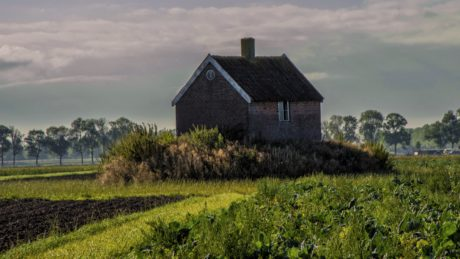 agriculture, house, countryside, farmhouse, barn, structure