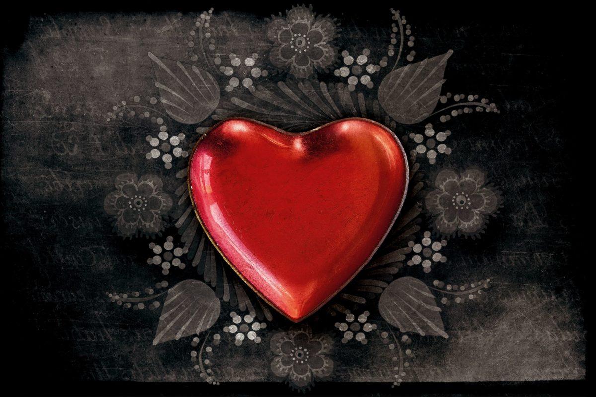 Kostenlose Bild Herz Romantik Form Rot Liebe Emotion Grafik
