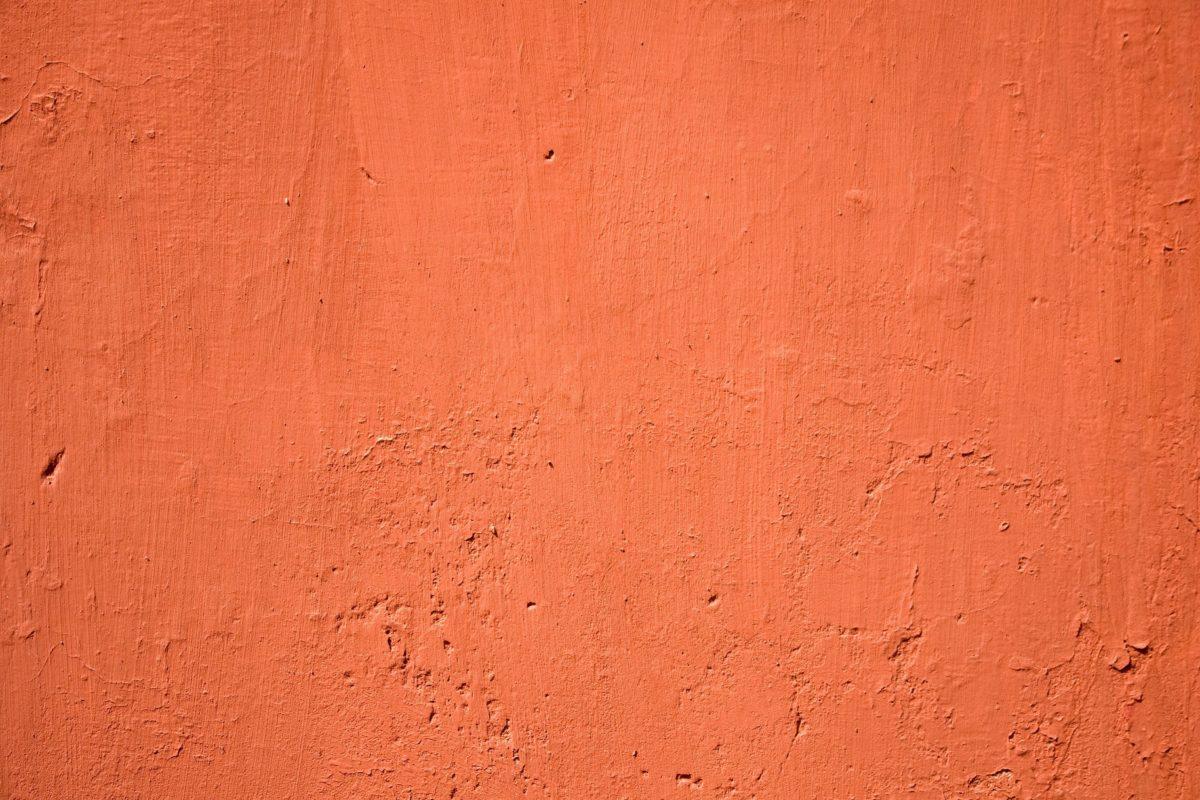 retro, absztrakt, régi, minta, textúra, cement, vörös fal
