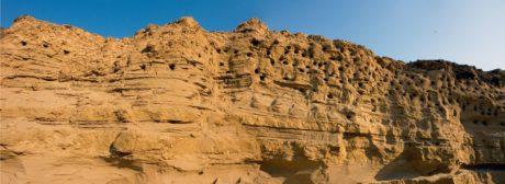 landscape, canyon, desert, cliff, sandstone, stone, nature, blue sky