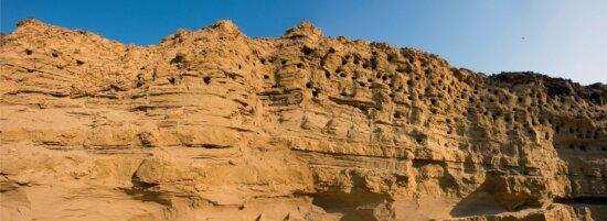 paysage, Canyon, désert, falaise, grès, Pierre, nature, ciel bleu