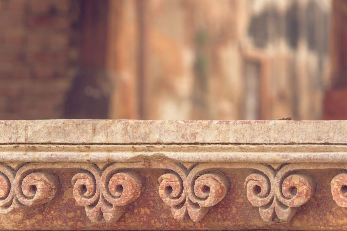 kivi, Kaiteet, taide, Help otus, ulkoa, julkisivu, arkkitehtuuri, Arabesque, vanha, koristelu