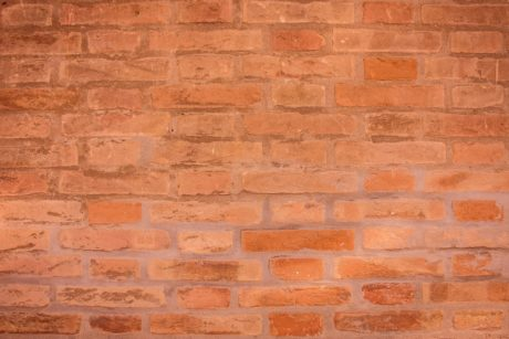 brick wall, solid, stone, cement, old, texture, red brick