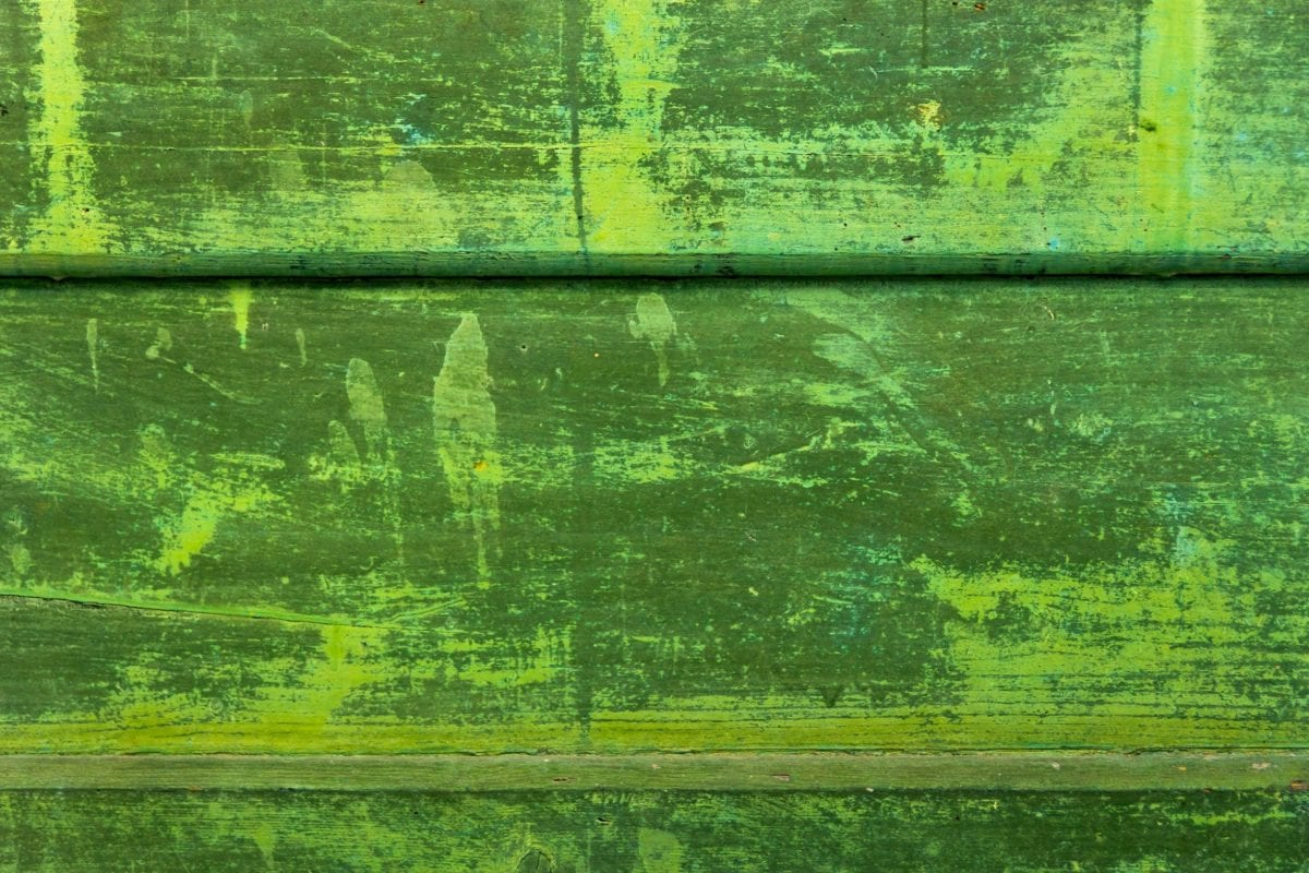 retro, old, abstract, texture, green wood, outdoor, nature