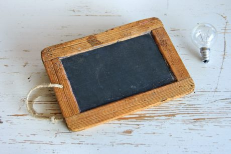 retro, texture, light bulb, antique, rustic, wood, old, chalk board