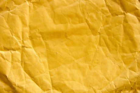 yellow paper, texture, material, abstract, sheet