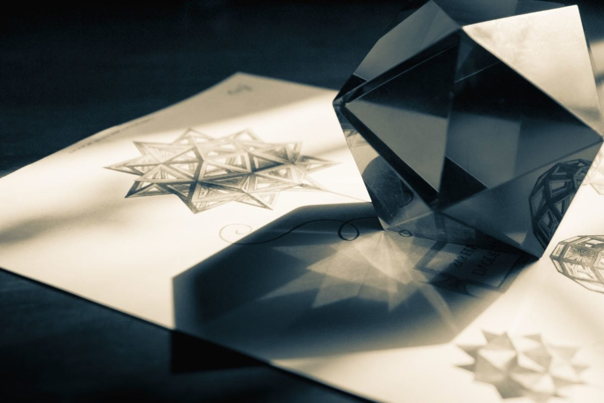 Gemstone, papir, nakit, grafika, briljantan, skup, luksuz, crtanje, dizajn, umjetnost, Gem