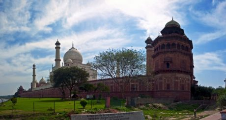 mosque, temple, dome, religion, Islam, exterior, landmark, architecture, facade