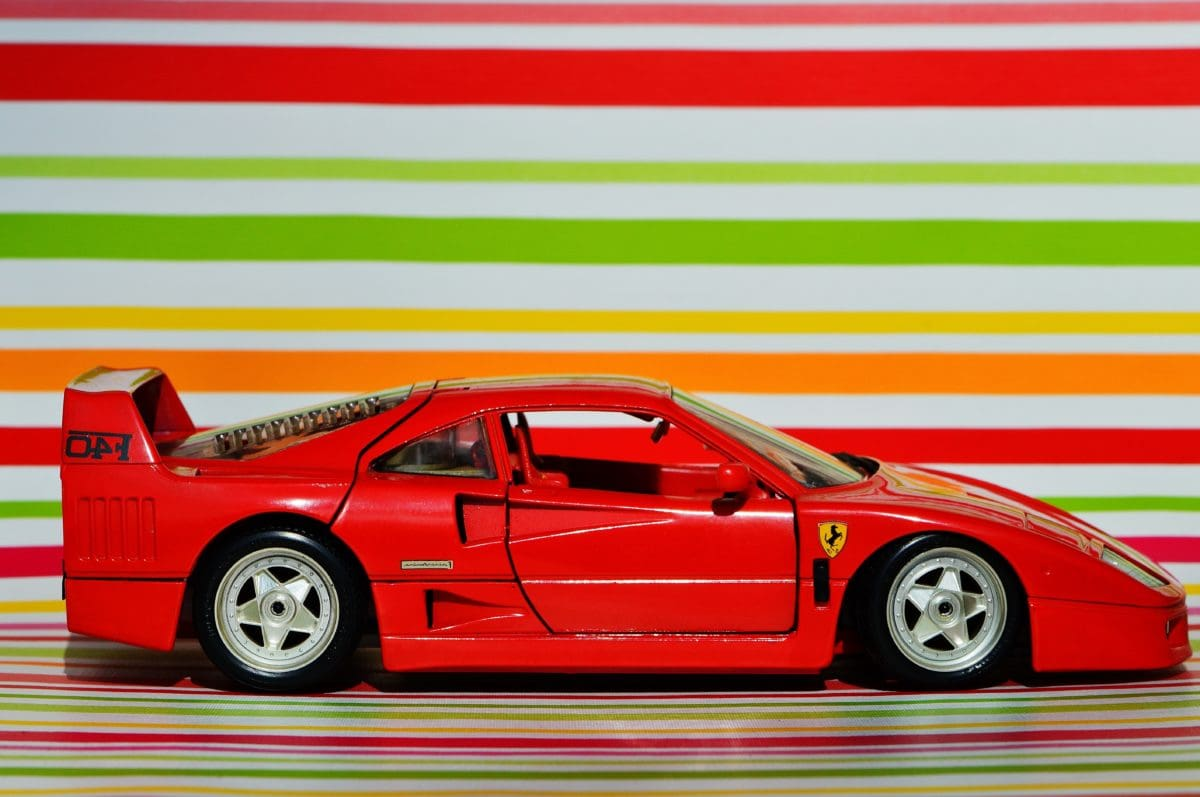 іграшковий автомобіль, червоний автомоб, привід, автомобіль, колесо, авто, автомобіль