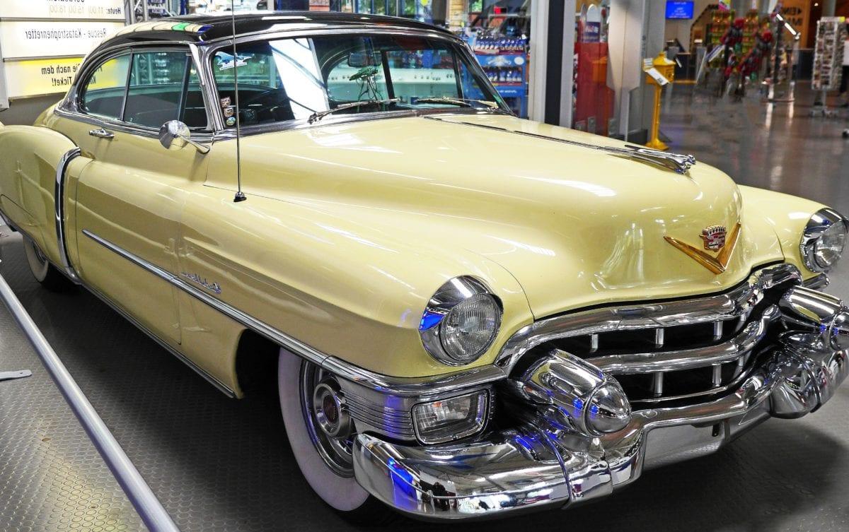 classic car, vehicle, coupe automotive, asphalt, car show, old