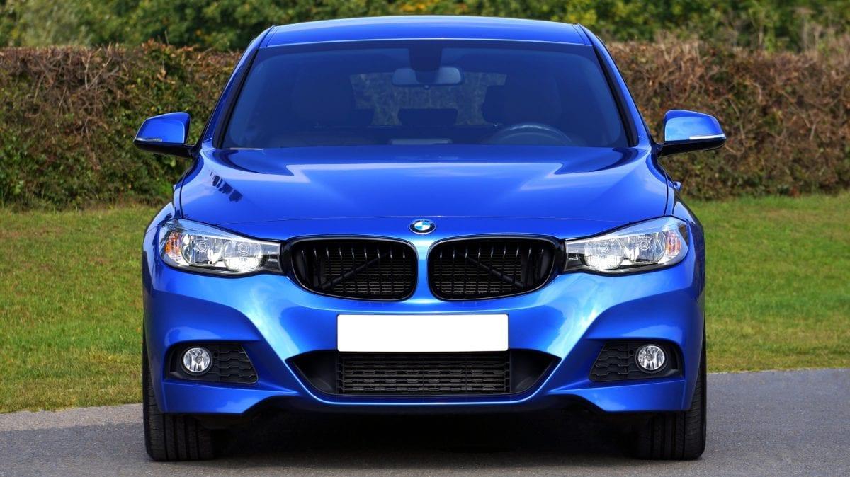vehicle, highway, drive, blue car, automotive, car bumper, expensive automobile