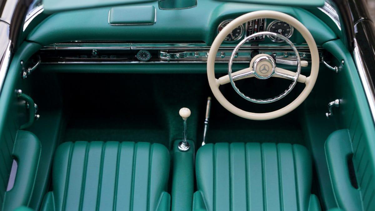 Oldtimer, Chrom, Fahrzeug, Armaturenbrett, Antrieb, Auto, Automobil