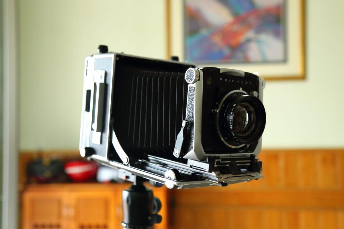 fotokamera, fotostudie, antik, gamle, historie, teknologi, retro, linse, blænde
