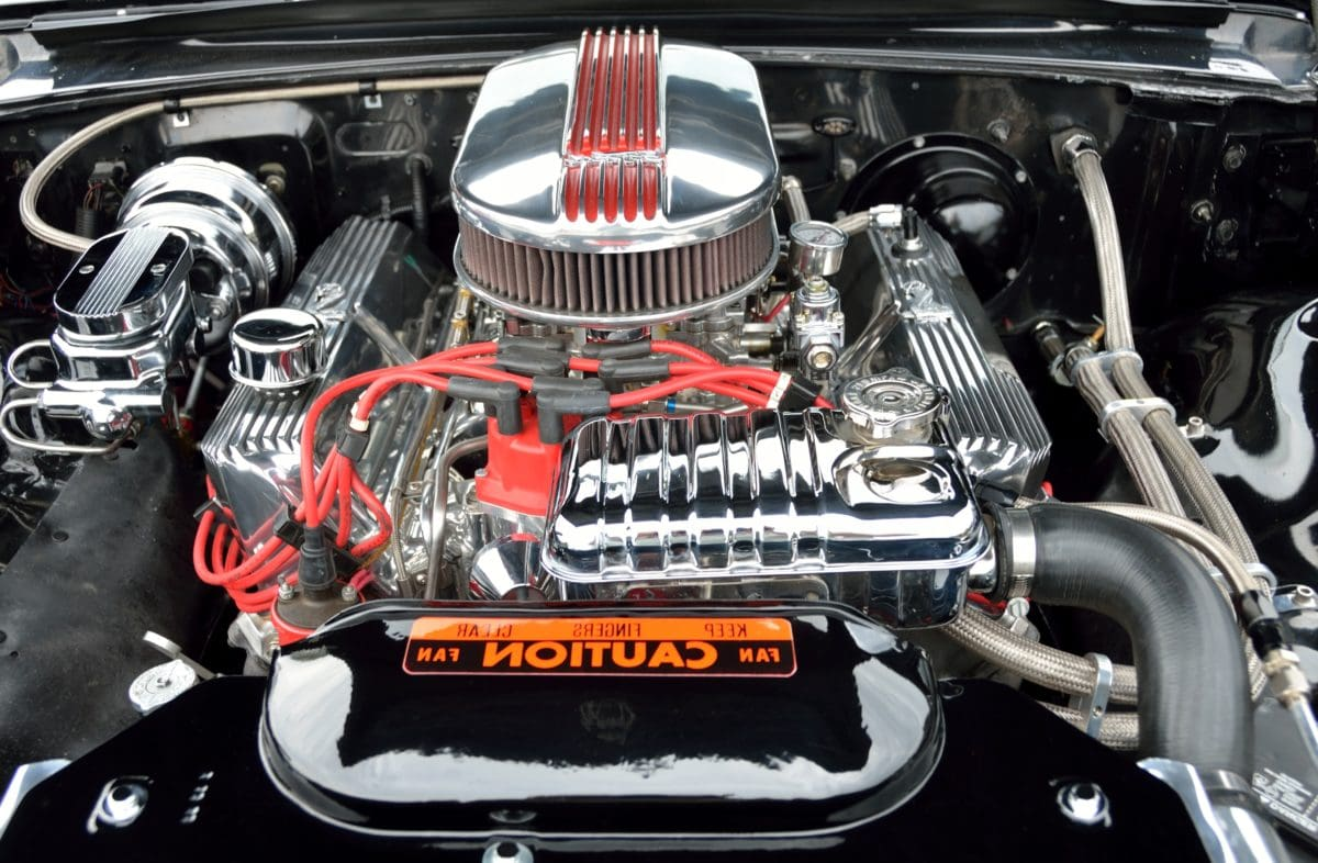 engine diesel machine vehicle automotive chrome drive cars automobile vehicles transportation