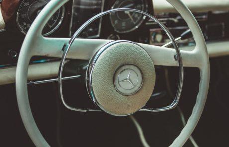 รถคลาสสิก, ยานพาหนะ, แดชบอร์ด, ล้อ, ภายในรถ, แดชบอร์ด, ส่วนควบคุม, การควบคุม, กลไก