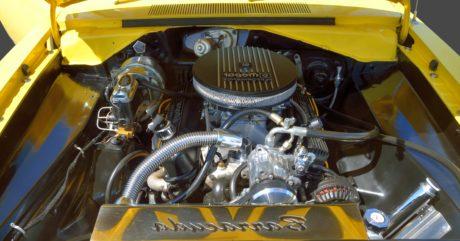 métal, véhicule, machine, commande, moteur de voiture, chrome, voiture classique, moteur diesel