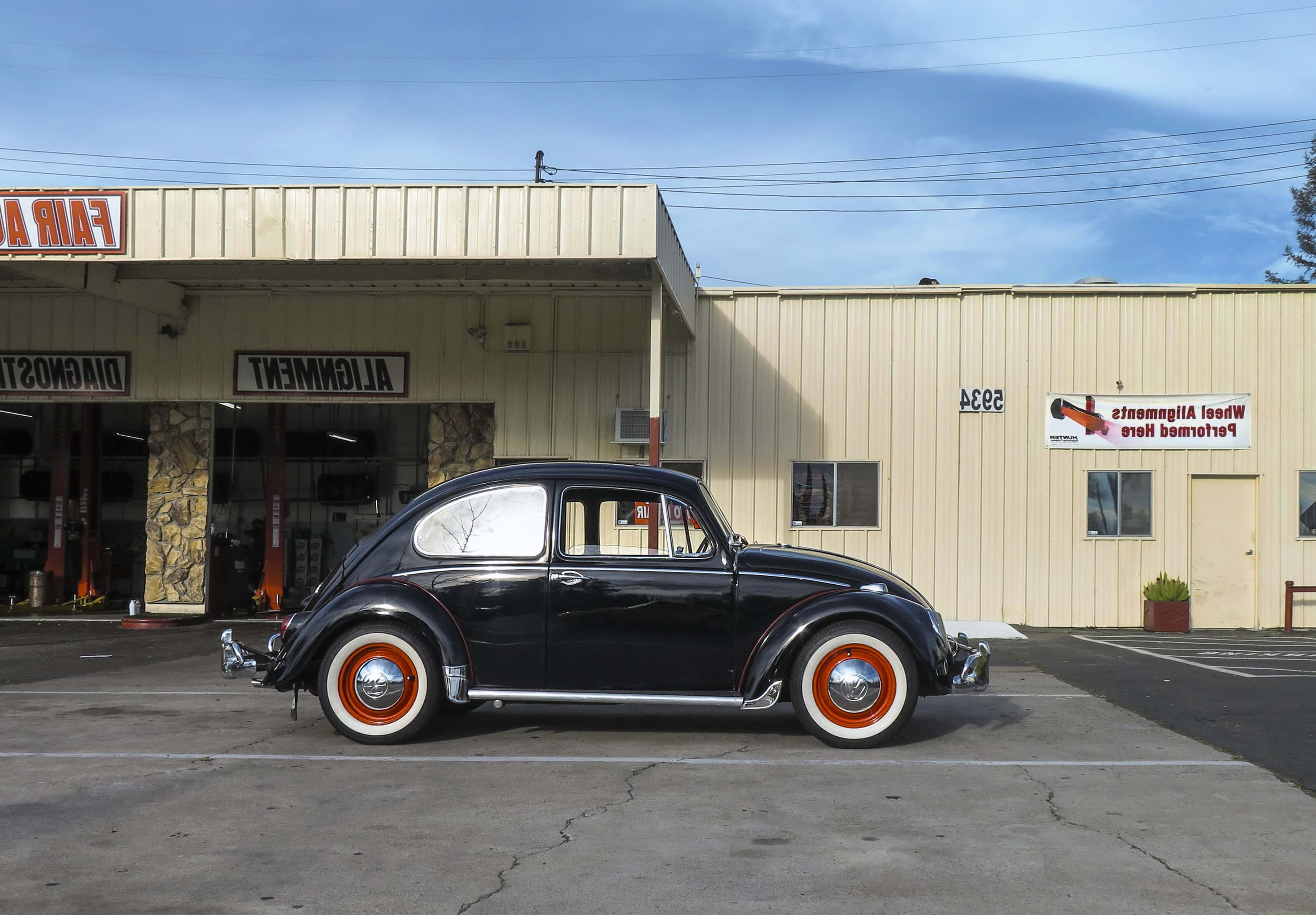 Fabriksnye Gratis billede: køretøj, vej, gammel bil, garage, transport LZ-85