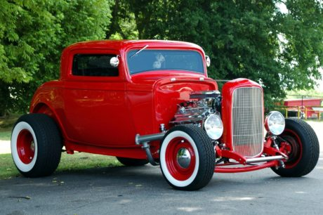 vehicle, old timer car, engine, pickup truck