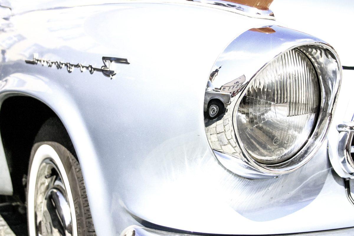 Oldtimer автомобили, превозни средства, класически, фаровете, диск, хром, автомобилостроенето