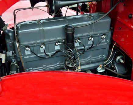 Auto, Chrom, Industrie, Motor, Oldtimer, Fahrzeug, Antrieb, Cabrio