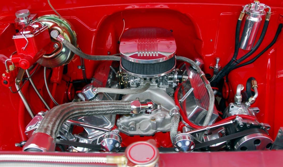 μηχανή, κίνηση, μηχανή αυτοκινήτων, όχημα, τεχνολογία, χρώμιο, μέρος μετάλλων
