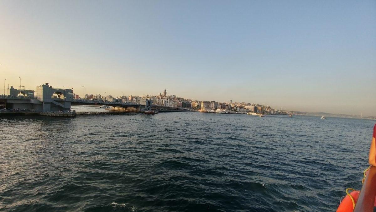 mare, navă de croazieră, Istanbul, Asia, port, ambarcațiuni, apă, turism, vehicul, ocean, Sky