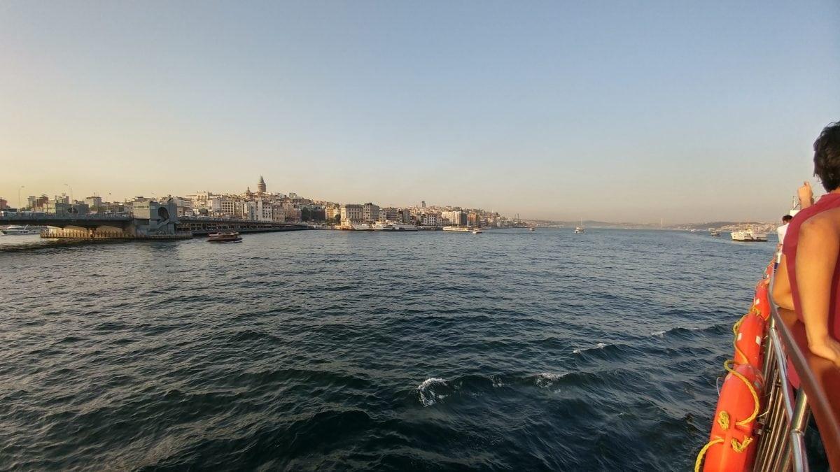 sea, water, watercraft, Istanbul, ocean, ship, coast, sky, outdoor