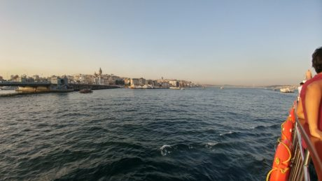 sea, water, watercraft, Istanbul, ocean, ship, coast, sky, outdoor