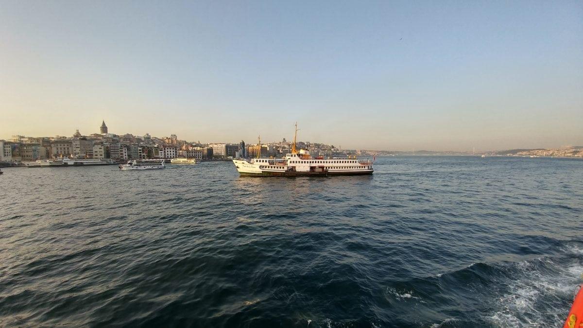 prístav, loď, voda, vodné skútre, more, modrá obloha, loď, oceán, tugboat