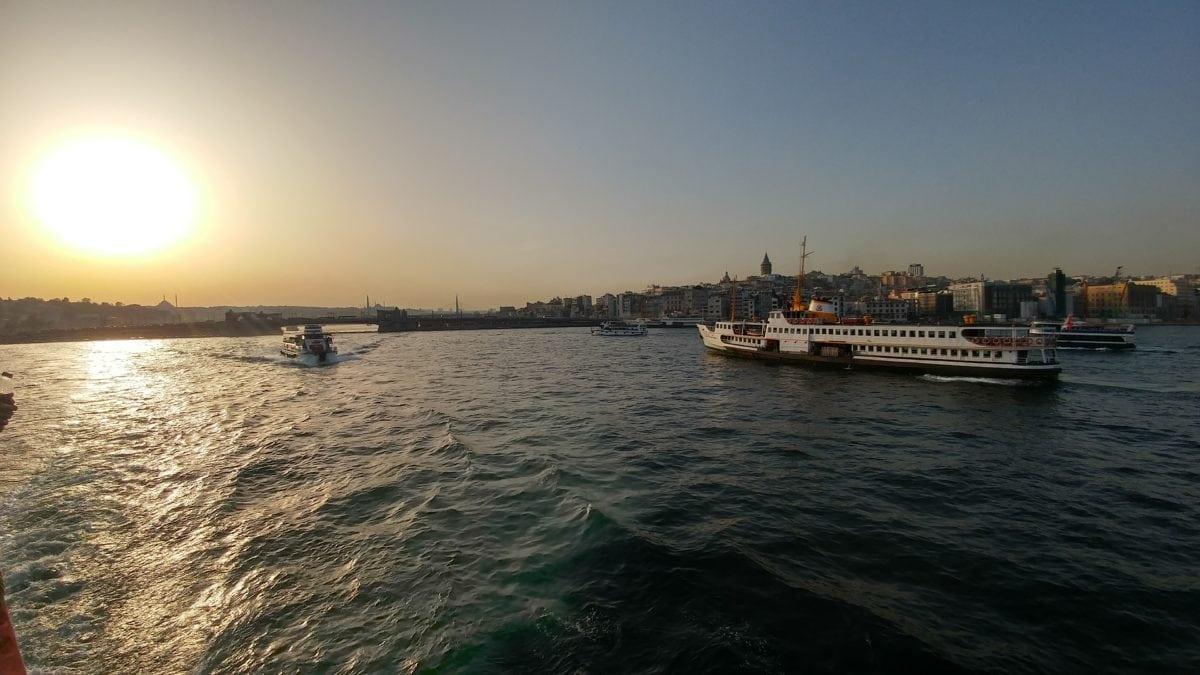 xe, watercraft, Cruise Ship, du lịch, biển, Istanbul, nước, thuyền, hoàng hôn, đại dương