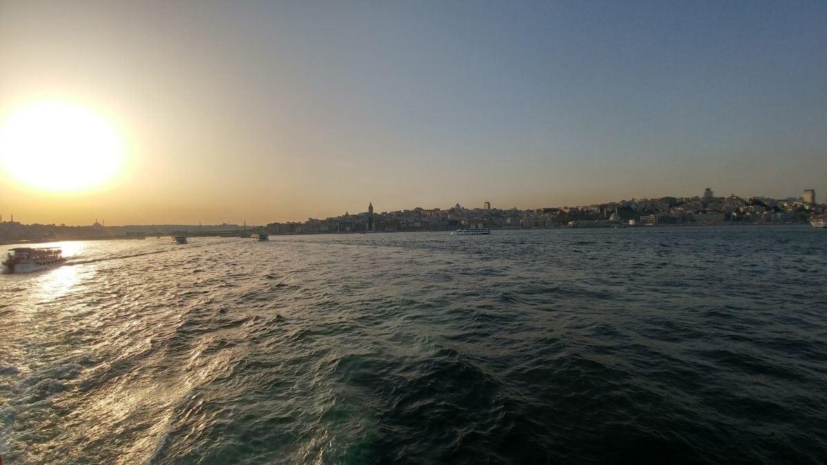 landscape, beach, dawn, sunset, sun, ocean, sea, water, shoreline