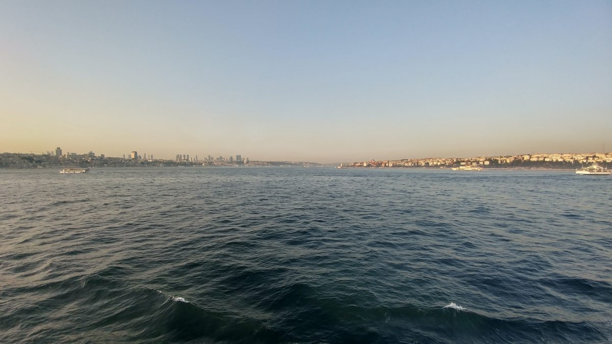 water, beach, ocean, sea, sunset, town, Istanbul, sky, landscape, shore, coast